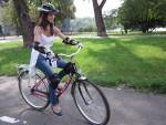Как научиться ездить на велосипеде за 2 часа