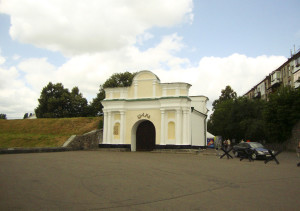 Московська брама