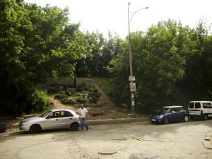 вали Васильківського укріплення