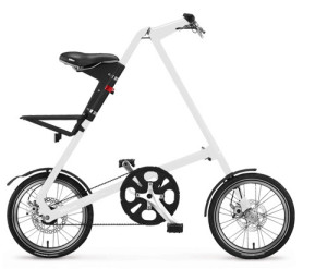 Strida 5.2 white