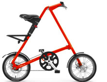Strida 5.2 Red