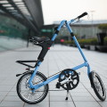Strida 5.2 blue picture