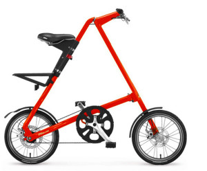 Strida 5,2 red