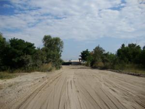 Склад песка