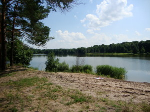 Озеро Ведоро