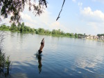 """Голубые озера или маршрут """"Пляжный"""""""