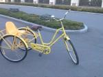 Новинка проката — трехколесный велосипед для взрослых+1