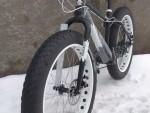 Фэтбайк — по снегу, песку и бездорожью