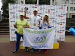 Киевская сотка — 1-е место!