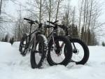 Фэт-байки fat bike на прокат
