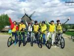 Bike For Peace в Пирогово