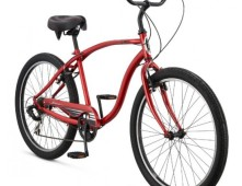 Schwinn Corvette 2015 dark red