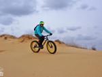 Анонс поездки на фэтбайках: пески и морской берег